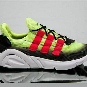 adidas Originals LXCON Mens Black Volt Casual Snea